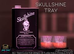 Junk Food - Skullshine Ad