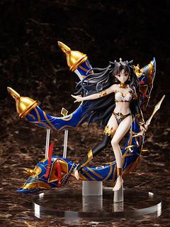 F:NEX「Archer/伊絲塔 1/7比例模型」明年01月發售 再現巨大華麗寶具「天舟馬安娜」!