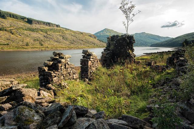 Loch Tarsan Ruins 2 (Explored)