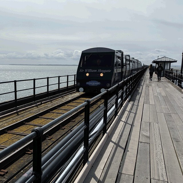 Visit Southend & The Longest Pier in the World