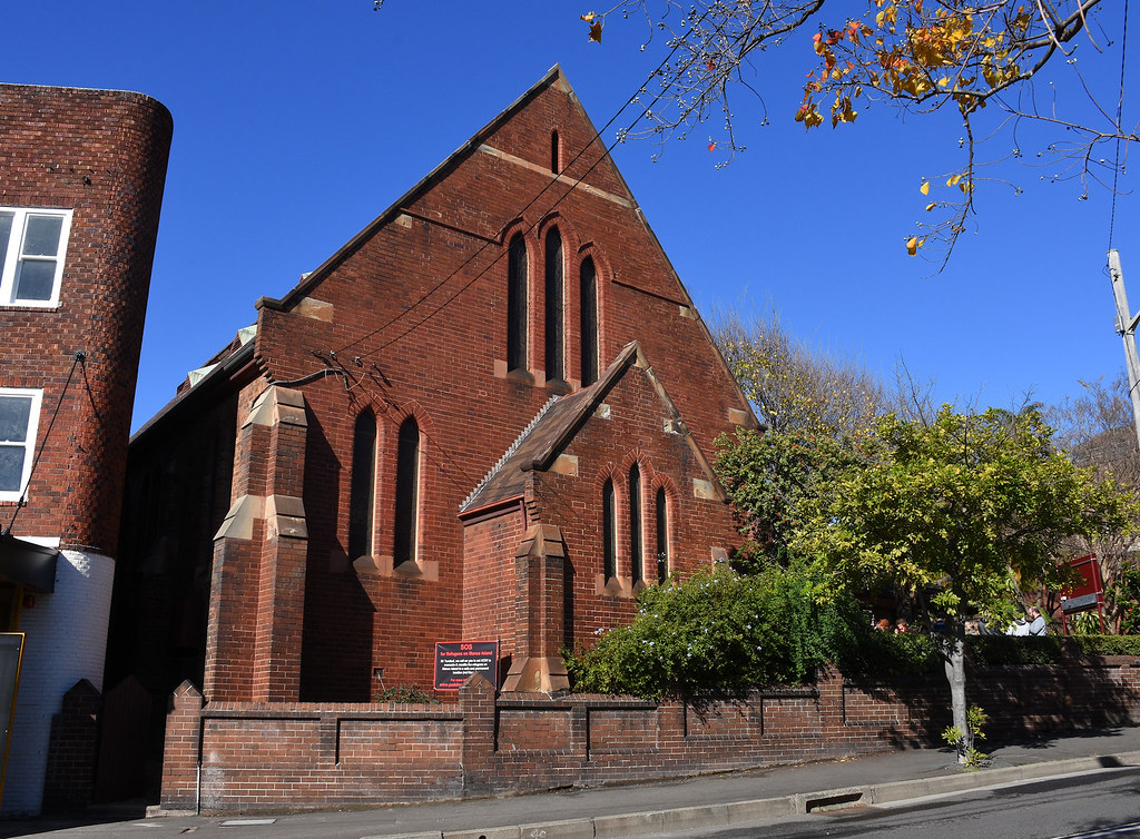 St Georges Anglican Church, Paddington, Sydney, NSW.