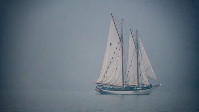 Sailing the Smoky Sea 2