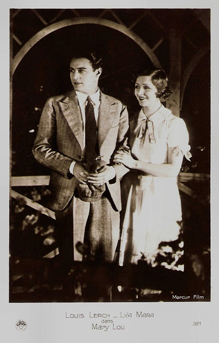 Fred Louis Lerch and Lya Mara in Mary Lou (1928)