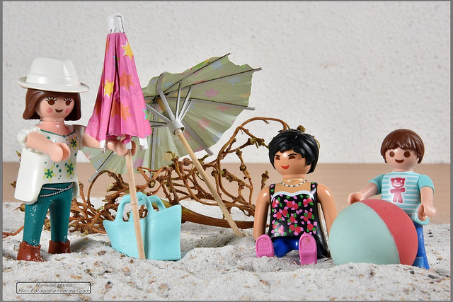Set : beach party