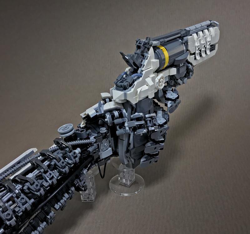 LEGO ROBOT ARMS-14