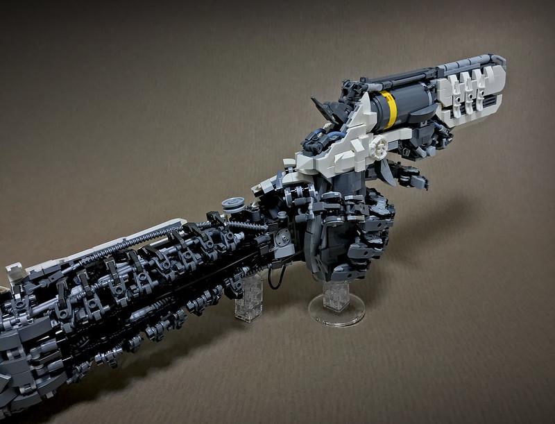 LEGO ROBOT ARMS-13