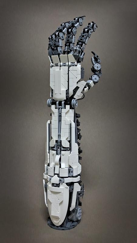 LEGO ROBOT ARMS-09