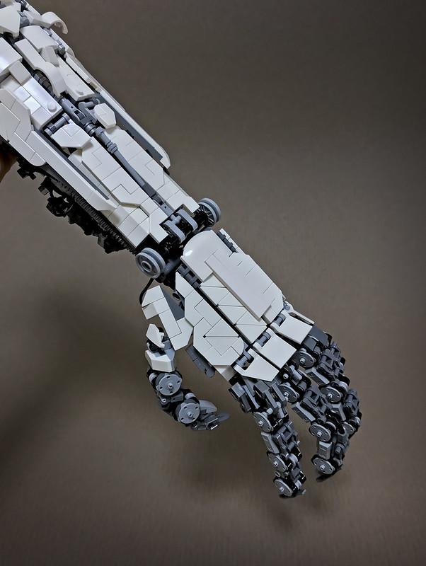 LEGO ROBOT ARMS-08