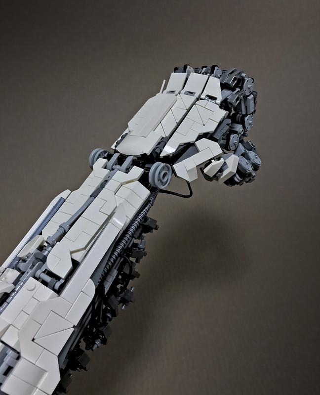 LEGO ROBOT ARMS-07