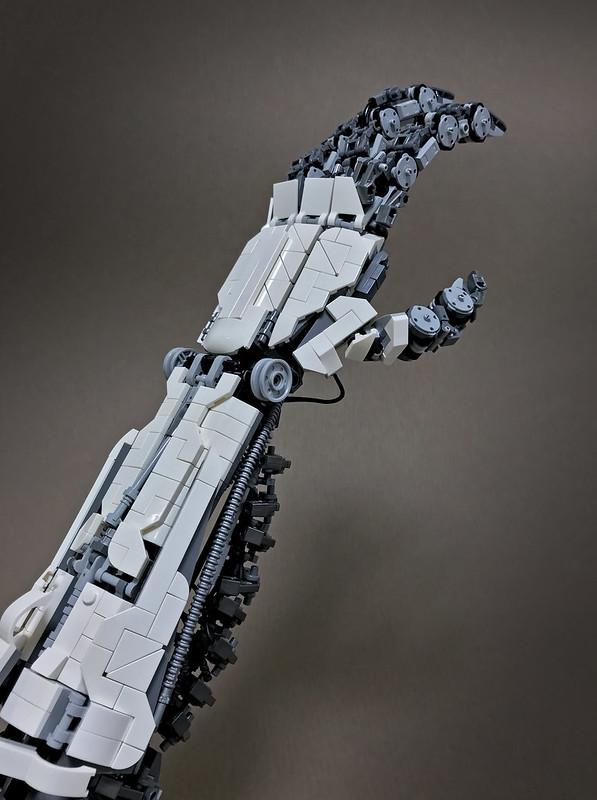 LEGO ROBOT ARMS-05