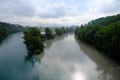 Arve @ Pont de la Jonction @ Geneva