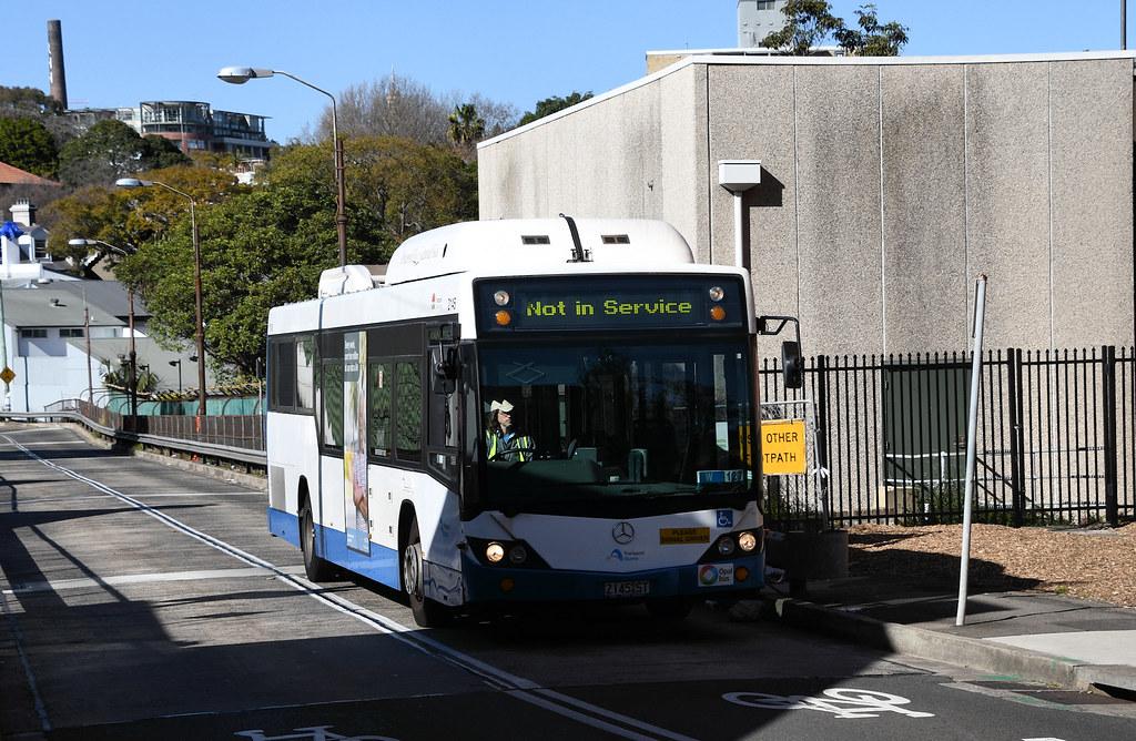 Bus 2145, Darlinghurst, Sydney, NSW.