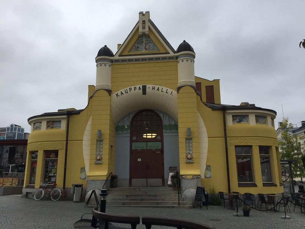 Kuopio Halli