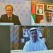 Bilateral Meeting (Virtual ) UAE – 23 Sep 2020