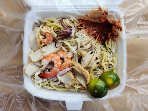 Sheng Seng Fried Prawn Noodles