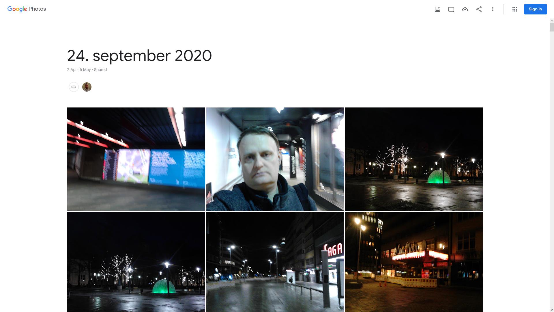 mobilbilder 24. september 2020