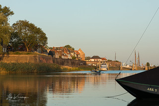 View on Woudrichem