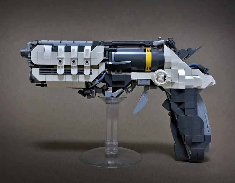 LEGO ROBOT ARMS-27