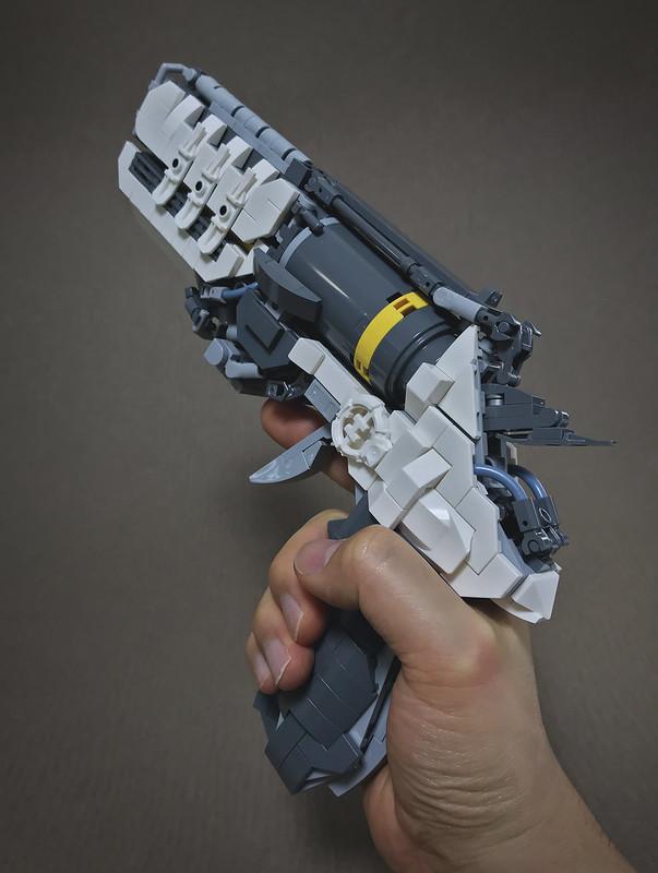 LEGO ROBOT ARMS-21