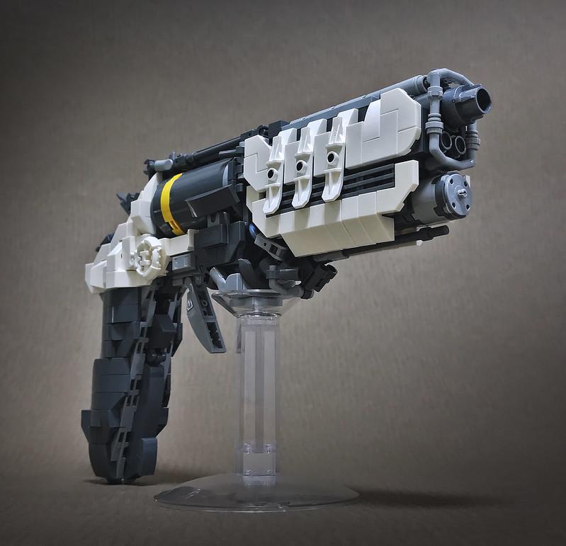 LEGO ROBOT ARMS-19
