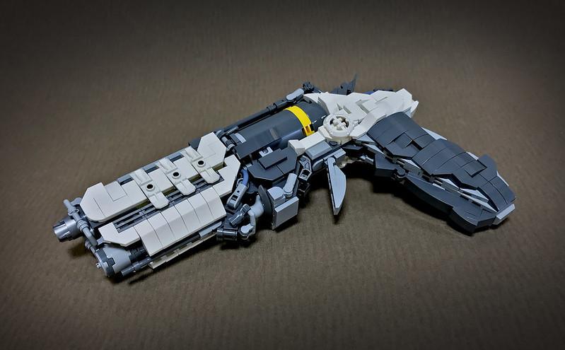 LEGO ROBOT ARMS-17