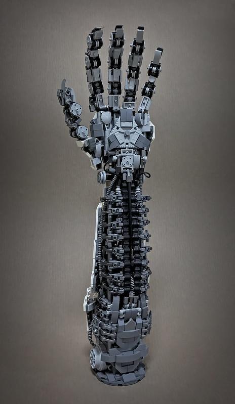 LEGO ROBOT ARMS-10