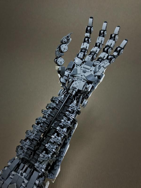 LEGO ROBOT ARMS-06