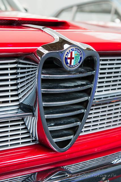 Alfa-Romeo 2600 Sprint - 1962