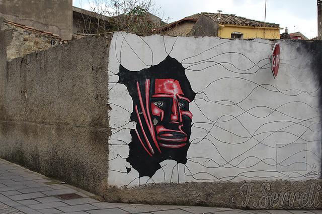 Selegas - Murale