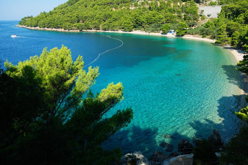 Croatian Beaches You've Never Heard Of: Velika Duba, Makarska Riviera, Croatia
