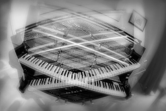 Allegro in Black and White