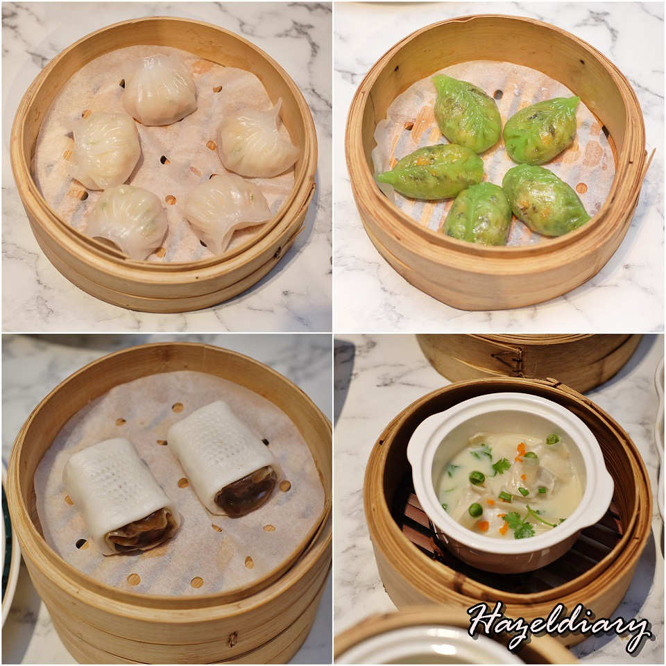 Si Chuan Dou Hua PARKROYAL on Kitchener Road-Dim Sum
