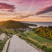 Lulworth Cove Sunrise