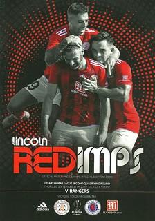 Lincoln Red Imps v Rangers 20200917