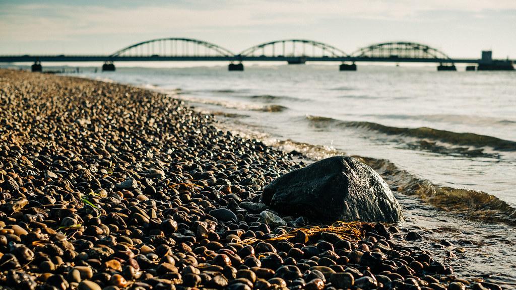 The Oddesund Bridge - 1