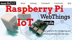 Use WebThings Gateway on Raspberry Pi to Control WiFi Smart Plugs from Meross