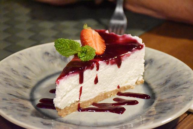 Cheesecake, Setubal, Portugal