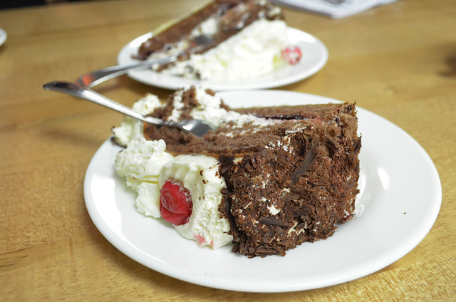 Black Forest Gateau, Black Forest, Germany