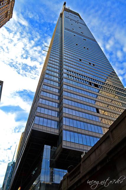 One Vanderbilt Skyscraper Tower 42nd St Park Ave Midtown Manhattan New York City NY P00659 DSC_0679