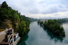 Rhône @ Pont de la Jonction @ Geneva