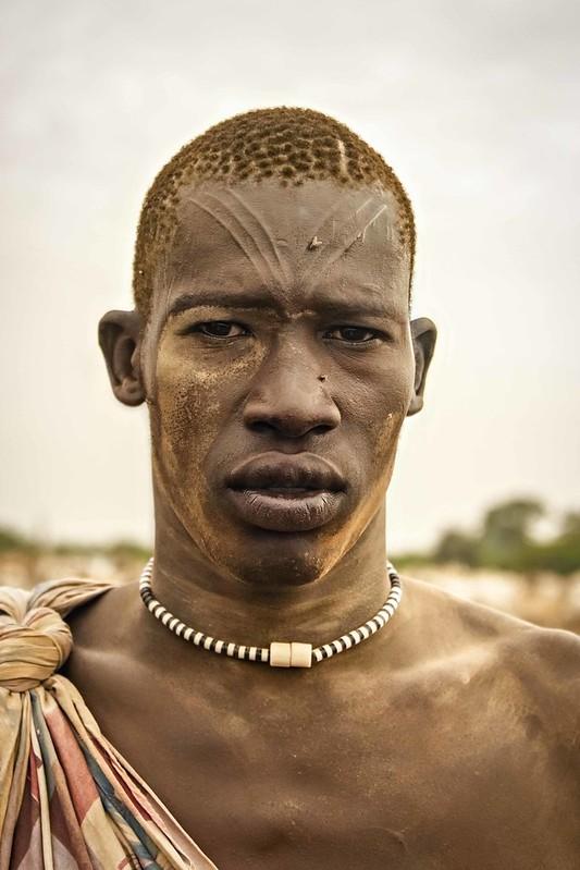 Mundari Warrior