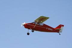 G-BMHL Whittman W.8 Tailwind [PFA 031-10503] Sywell 020918