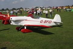 G-BFID Taylor JT.2 Titch Mk.III [PFA 060-10311] Sywell 010918