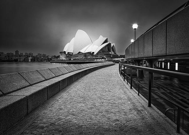 Sydney Opera House - Sydney - NSW