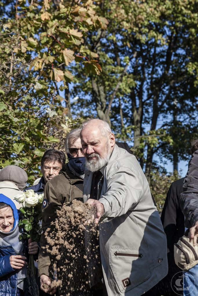 23 сентября 2020, Отпевание профессора протоиерея Василия Стойкова / 23 september 2020, The funeral of the professor presbyter Vasily Stoikov