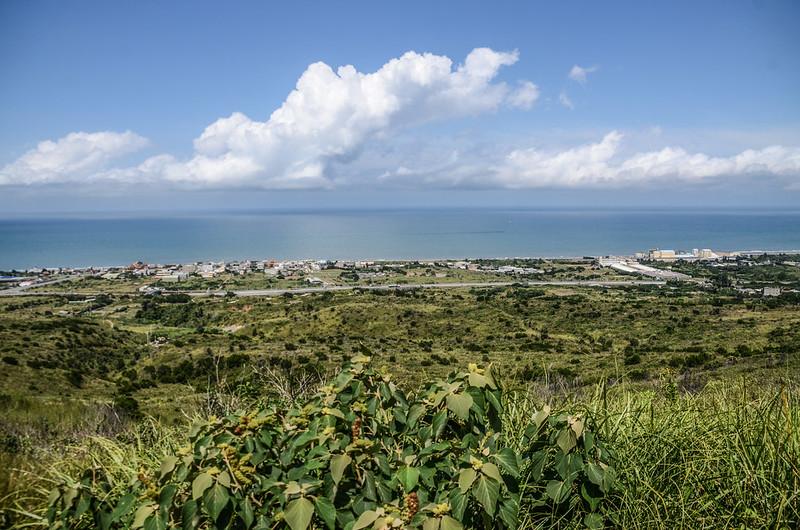 塗崁頂山俯瞰海岸線 (5)