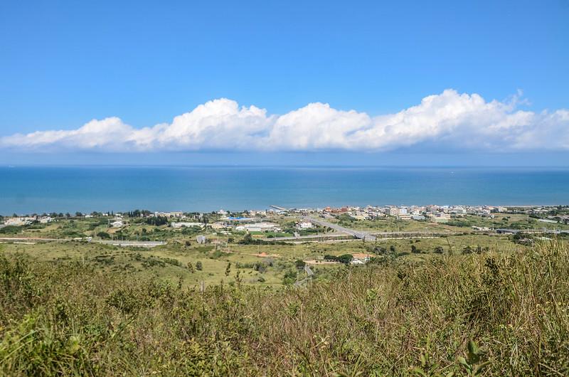 塗崁頂山俯瞰海岸線 (1)