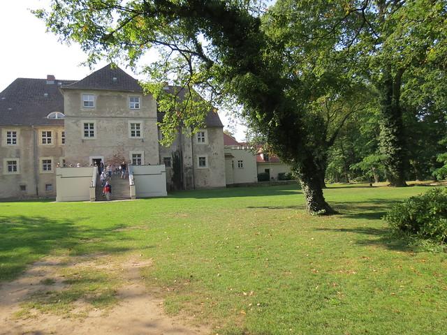 Park Wasserschloss Mellenthin Usedom