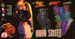 SEKA's Moto Street Arm @TheWarehouseSALE