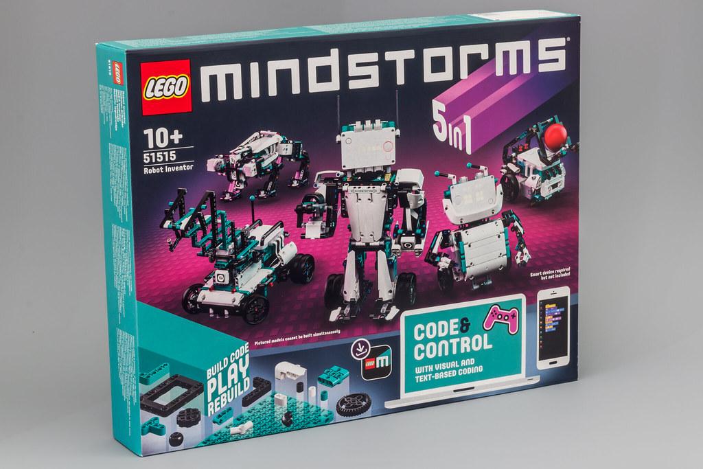 51515 - LEGO Mindstorms Robot Inventor
